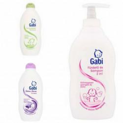 Gabi termékcsalád Babaápolási termékek Gabi
