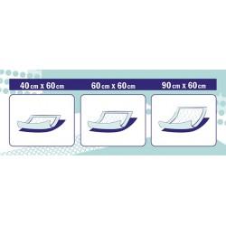 Seni Soft ágyalátét 40x60 cm Babaszoba felszerelés