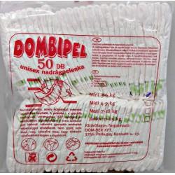 50db-os Mini (3-6kg) Pommette pelenka Csomagok Pommette