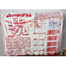 10db-os micro (2-4kg) Pelenka Csomagok