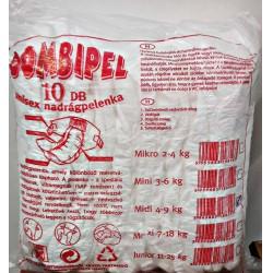 10db-os Midi (4-9kg) Pelenka Csomagok